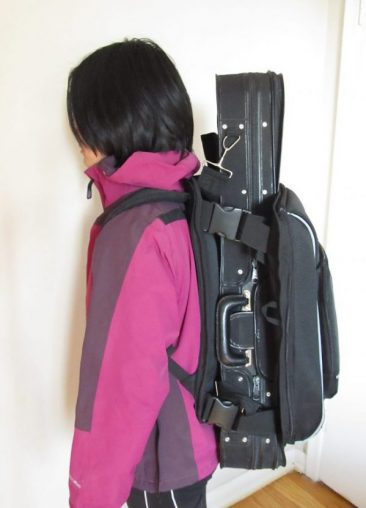 Joey Violin Case Carrier Backpack