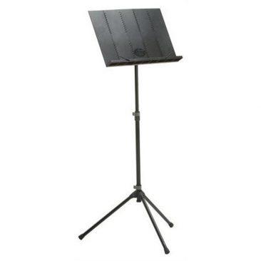 Peak folding music stand